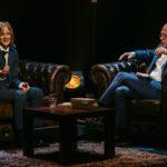 Marieke Lucas Rijneveld en Jasper Henderson