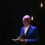 Lokale dichter Joop Alleblas